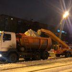 комплексная уборка снега