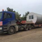 перевозка больших грузов