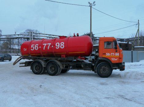 услуги ассенизатора в Ижевске