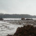 обустройство кустовых площадок на нефтяном месторождении