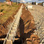 переходная дорога - строительство в Ижевске